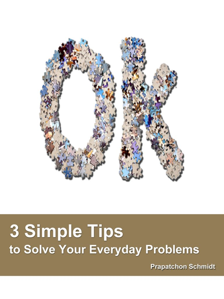 3 Simple Tips to Solve Your Everyday Problems (ePub)