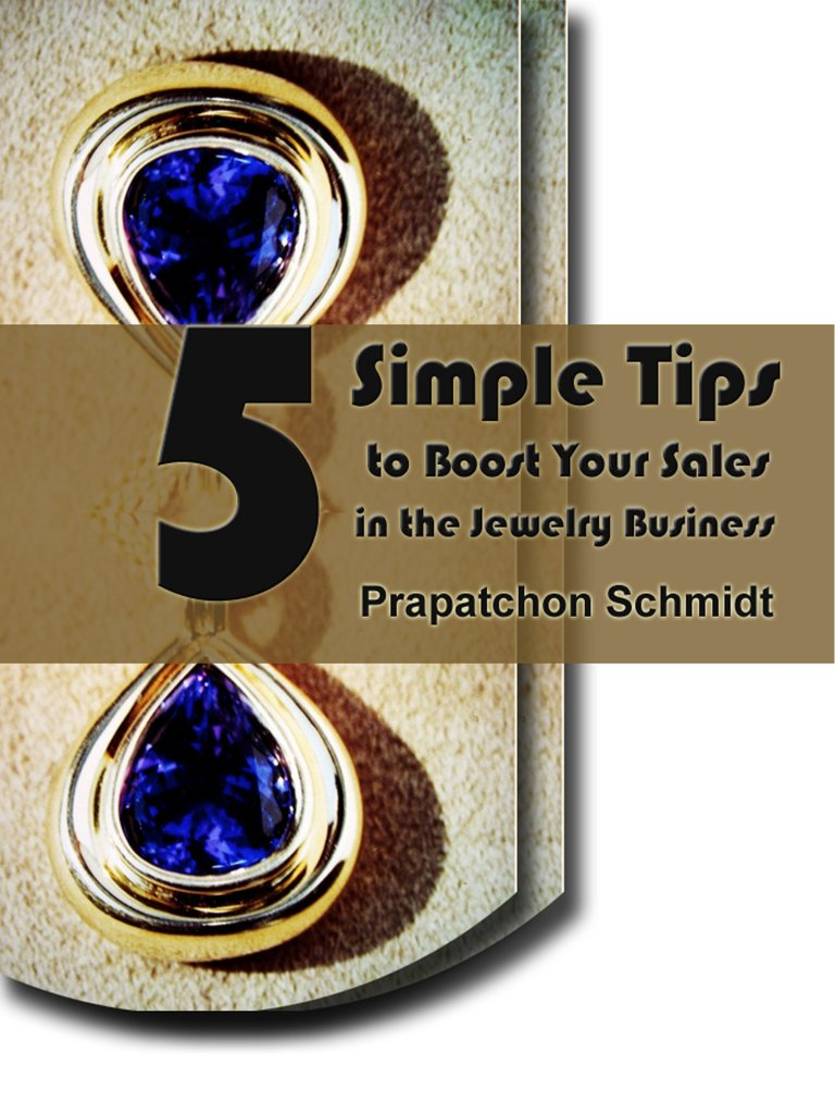 5 Simple Tips to Boost Your Sales in the Jewelry Business (ePub)