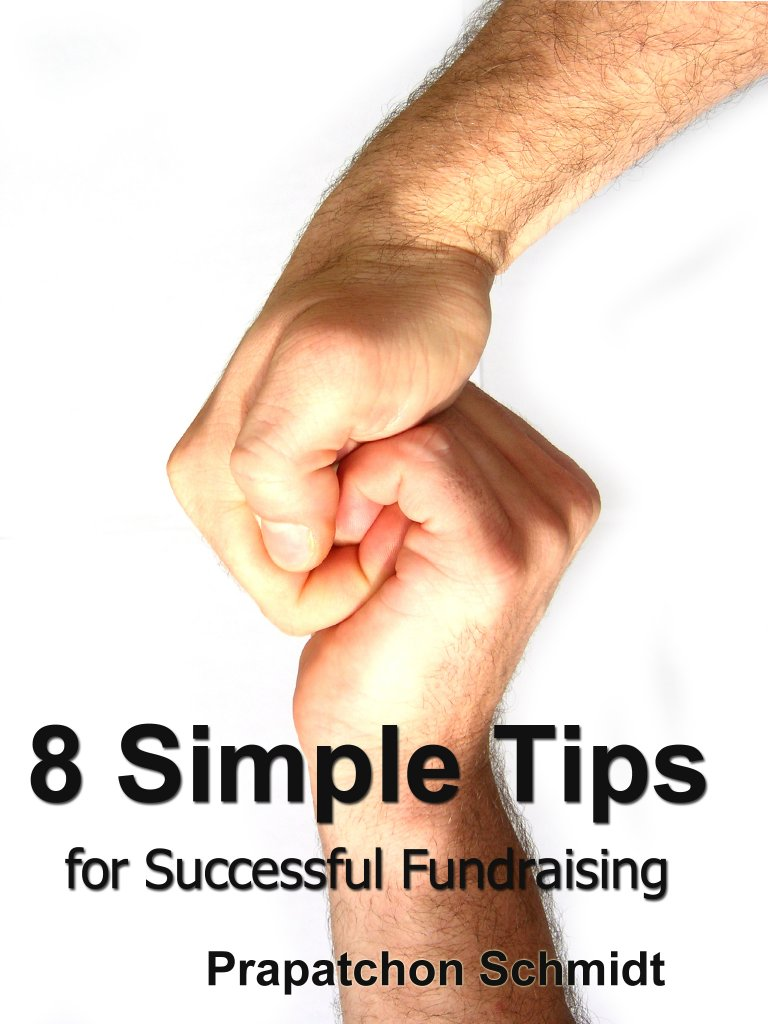 8 Simple Tips for Successful Fundraising (ePub)