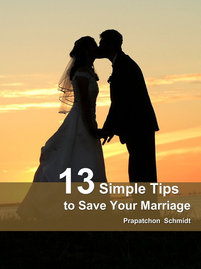 13 Simple Tips to Save Your Marriage (ePub)