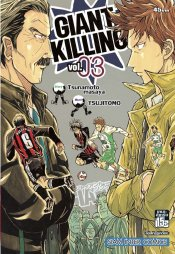 Giant Killing เล่ม 3