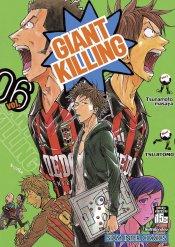 Giant Killing เล่ม 6