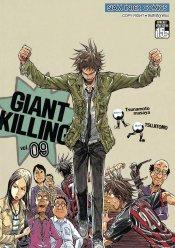 Giant Killing เล่ม 9