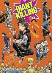 Giant Killing เล่ม 10