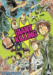 Giant Killing เล่ม 11