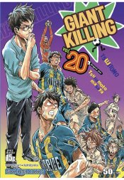 Giant Killing เล่ม 20