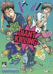 Giant Killing เล่ม 34