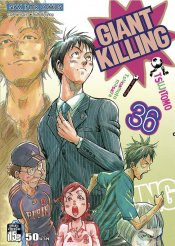 Giant Killing เล่ม 36