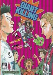 Giant Killing เล่ม 40