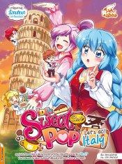 Idol Secret Sweet Pop Cafe' Let's go Italy