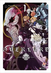 OVER LORD เล่ม 1