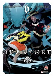 OVER LORD เล่ม 6