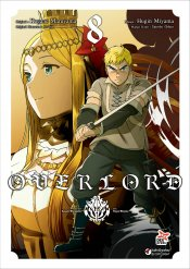 OVER LORD เล่ม 8