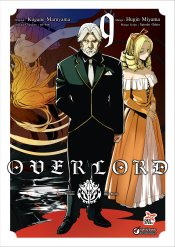 OVER LORD เล่ม 9