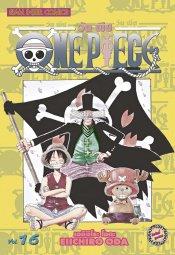 One Piece วันพีซ เล่ม 16